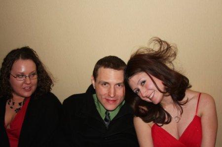 Rebecca's Crazy hair!