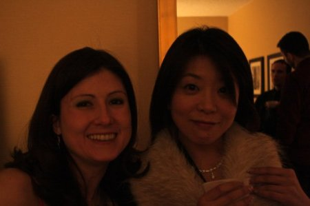 VV Ladies - Rebecca and Etsuko