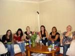 L-RL: Ashley, Kim, Angela, Paula, Vanessa,Liz
